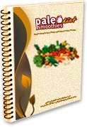 Paleo Diet Smoothies Recipe Book Review